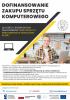 """Cyfrowa Gmina -Wsparcie dzieci z rodzin pegeerowskich w rozwoju cyfrowym –""""Granty PPGR"""